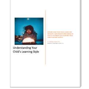 Understanding Your Child's Learning Style E-Book